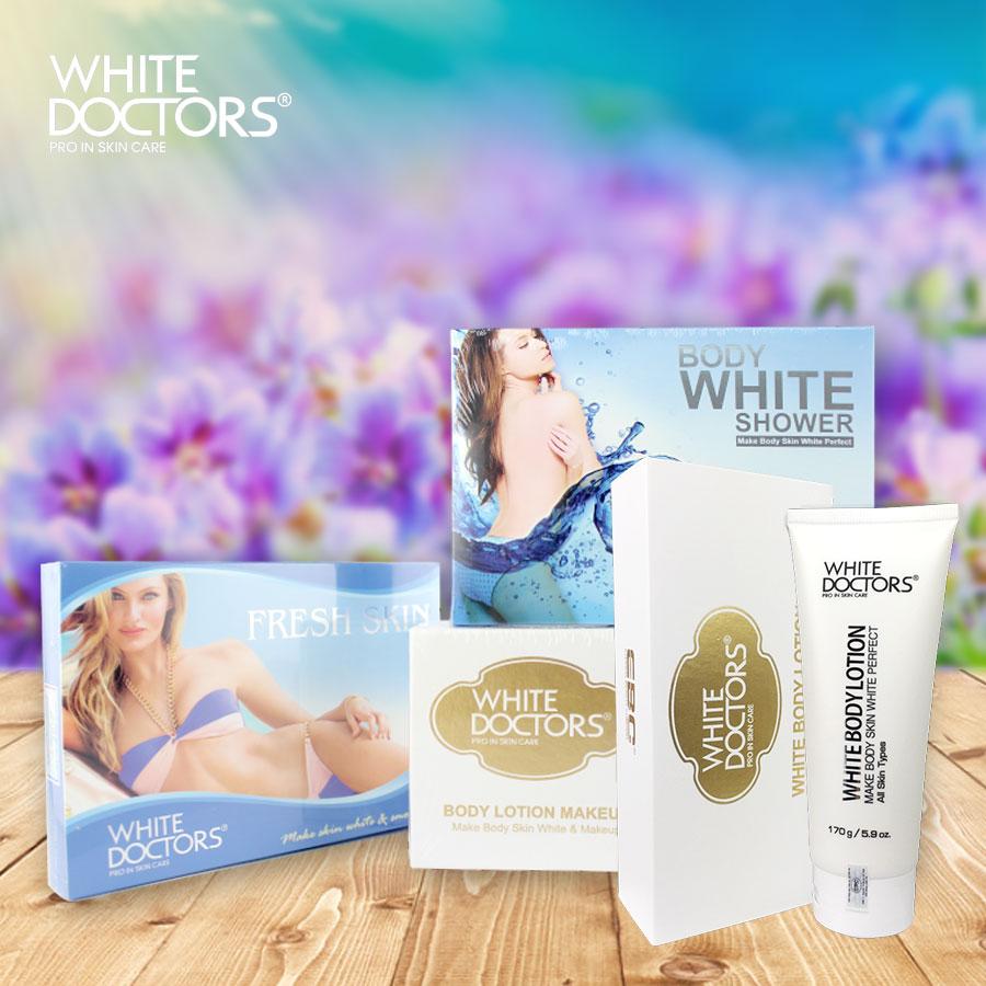 Sử dụng sản phẩm White Doctors liệu có hoàn toàn tốt không? Tại sao?