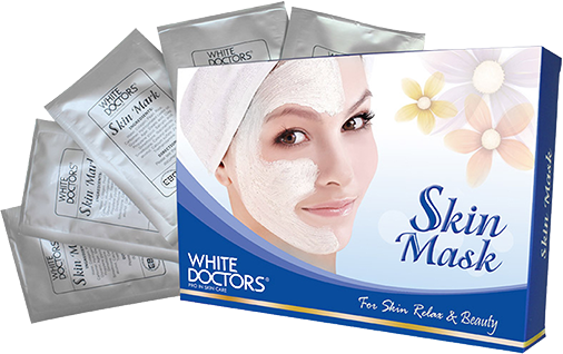 mặt nạ trắng da white doctors skin mask