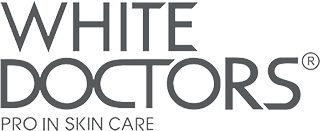 logo white doctor