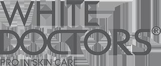 logo white doctor