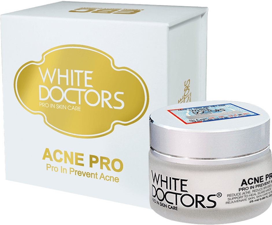 sản phẩm kem trị mụn white doctors acne pro