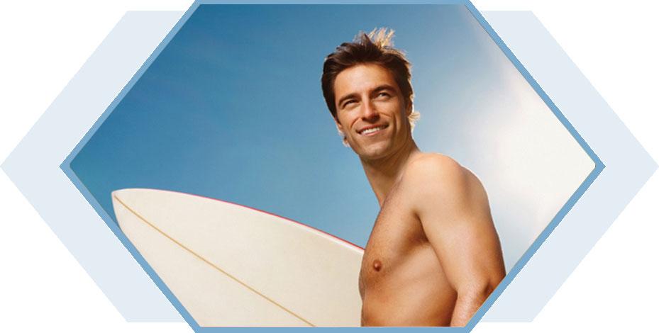 Cách dưỡng trắng da cho nam giới