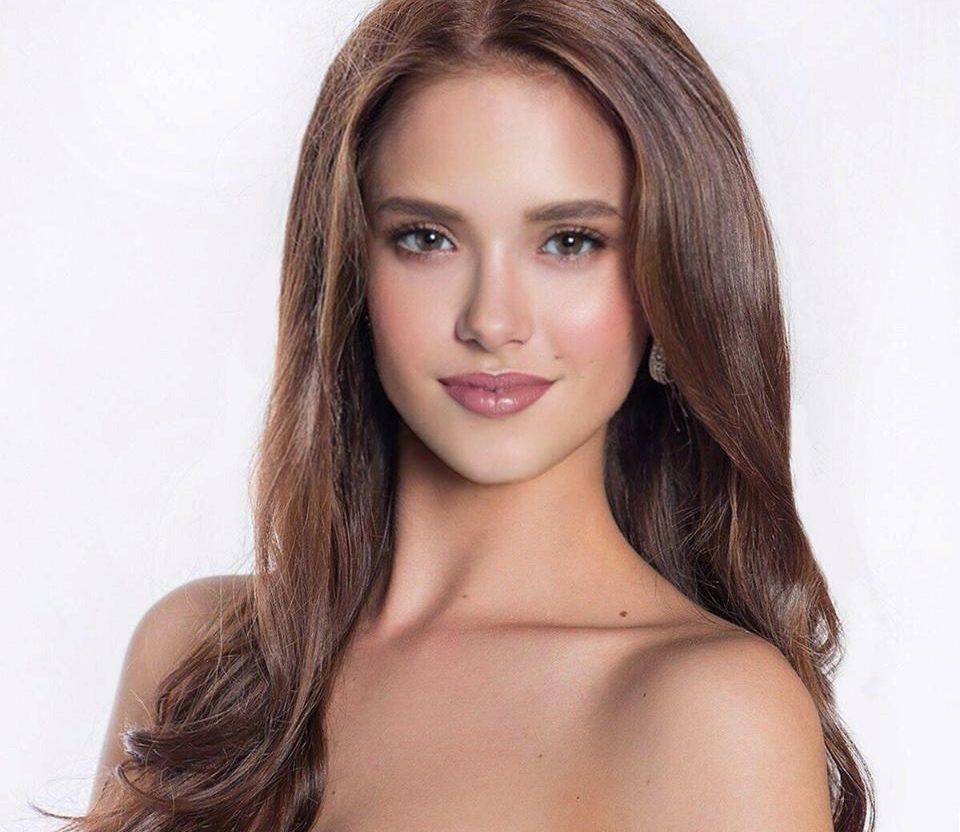 Nhan sắc cuốn hút của Hoa hậu Cộng hòa Czech chỉ mới 19 tuổi