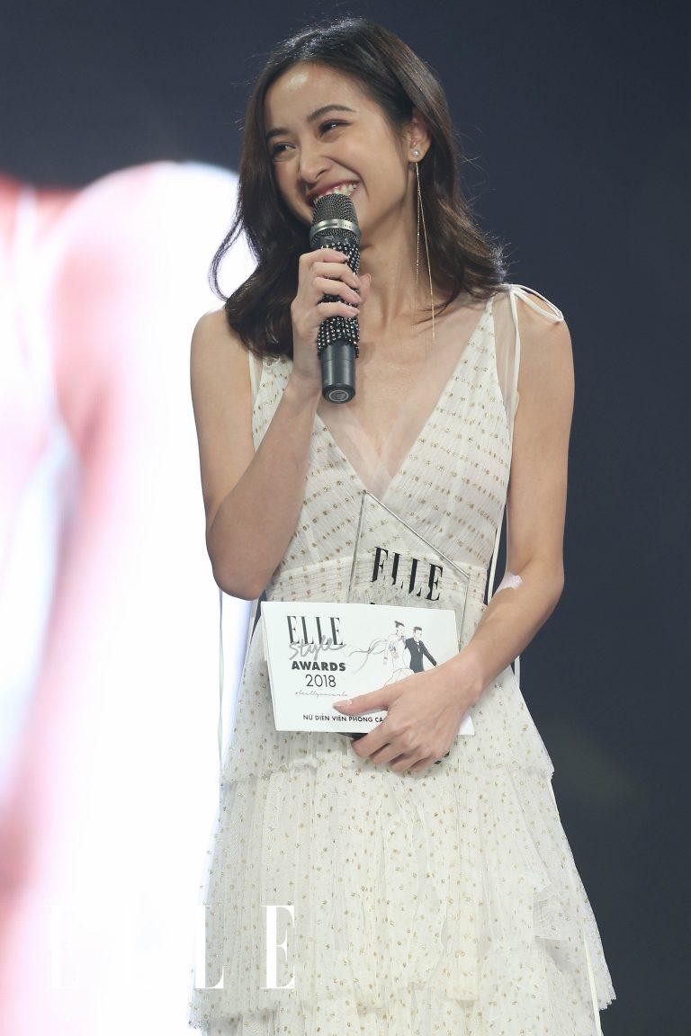 """Jun Vũ bất ngờ tiết lộ xu hướng ăn mặc ngày càng táo bạo sau khi nhận giải """"Diễn viên mặc đẹp nhất năm"""""""