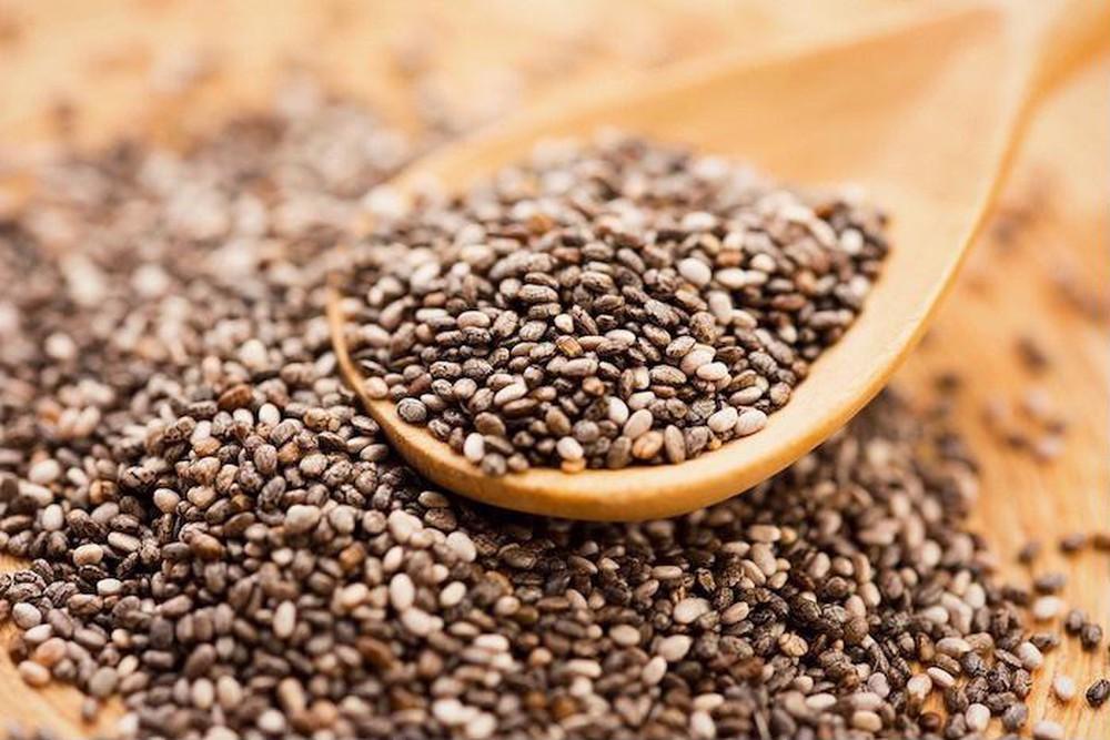 9 tác dụng của hạt chia mang lại cho sức khỏe và nhan sắc của bạn