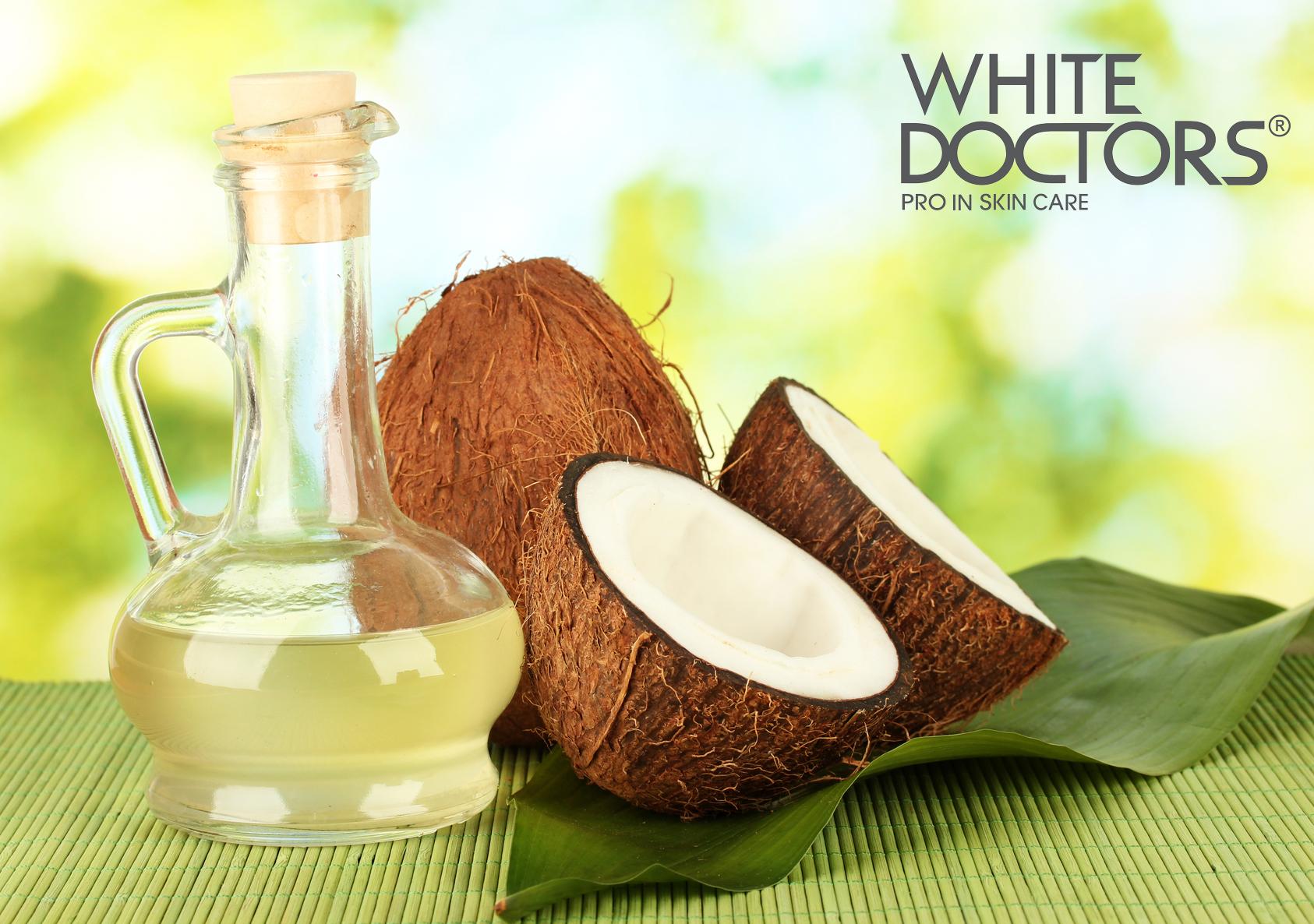 Kem điều trị mụn hiệu quả nhất từ dầu dừa cho ngày hè nóng bức